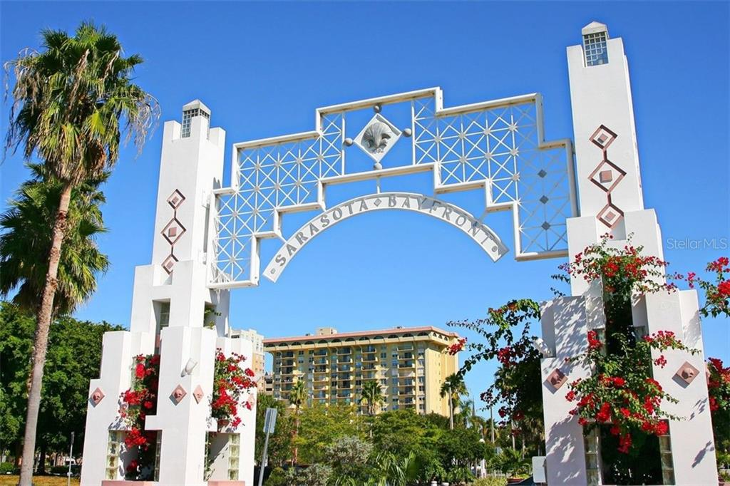 Condo for sale at 300 S Pineapple Ave #501, Sarasota, FL 34236 - MLS Number is A4472497