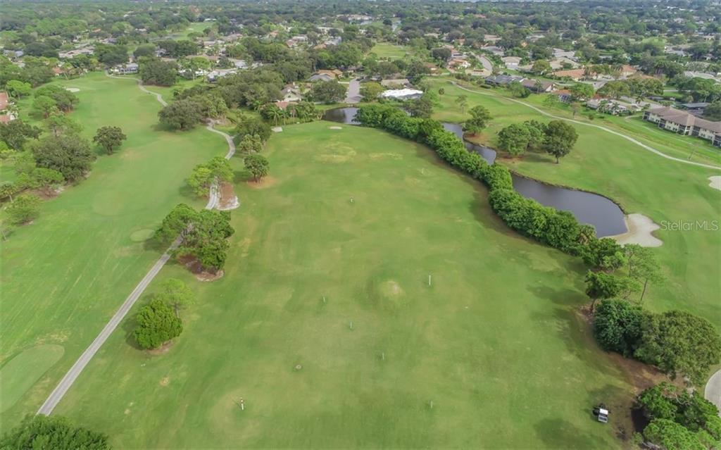 A Meadows Country Club course fairway - Single Family Home for sale at 3538 Trebor Ln, Sarasota, FL 34235 - MLS Number is A4475545