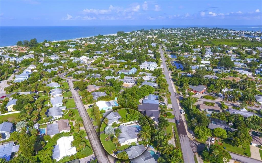 Survey - Single Family Home for sale at 410 Bay Palms Dr, Holmes Beach, FL 34217 - MLS Number is A4476011