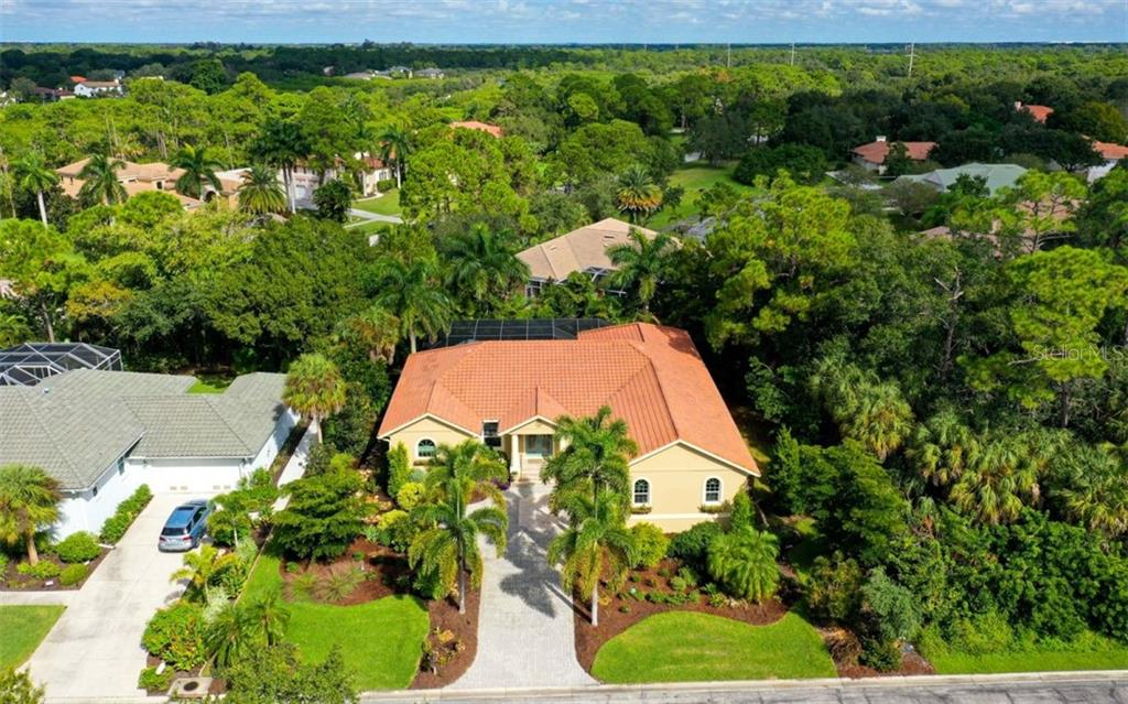 Well maintained and beautifully landscaped custom home in the exclusive boating community of Laurel Landings! - Single Family Home for sale at 1603 Landfall Dr, Nokomis, FL 34275 - MLS Number is A4480987