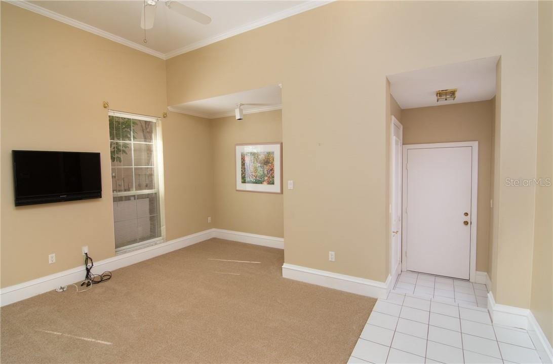 Bonus room off of kitchen. - Single Family Home for sale at Address Withheld, Sarasota, FL 34242 - MLS Number is A4483403
