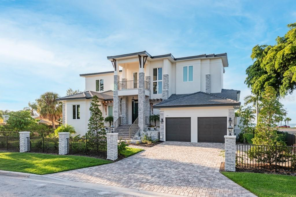 New Construction Completed July 2020. 4/4/3 Pool Home - Single Family Home for sale at 121 Seagull Ln, Sarasota, FL 34236 - MLS Number is A4483951
