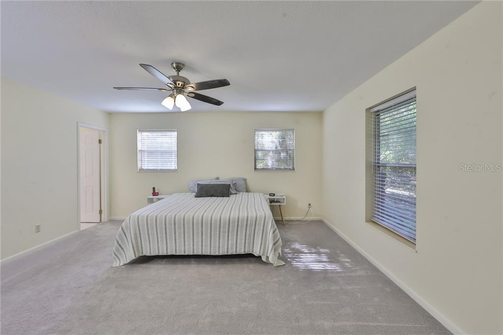 Master Bedroom - Single Family Home for sale at 6215 Braden Run, Bradenton, FL 34202 - MLS Number is A4484627