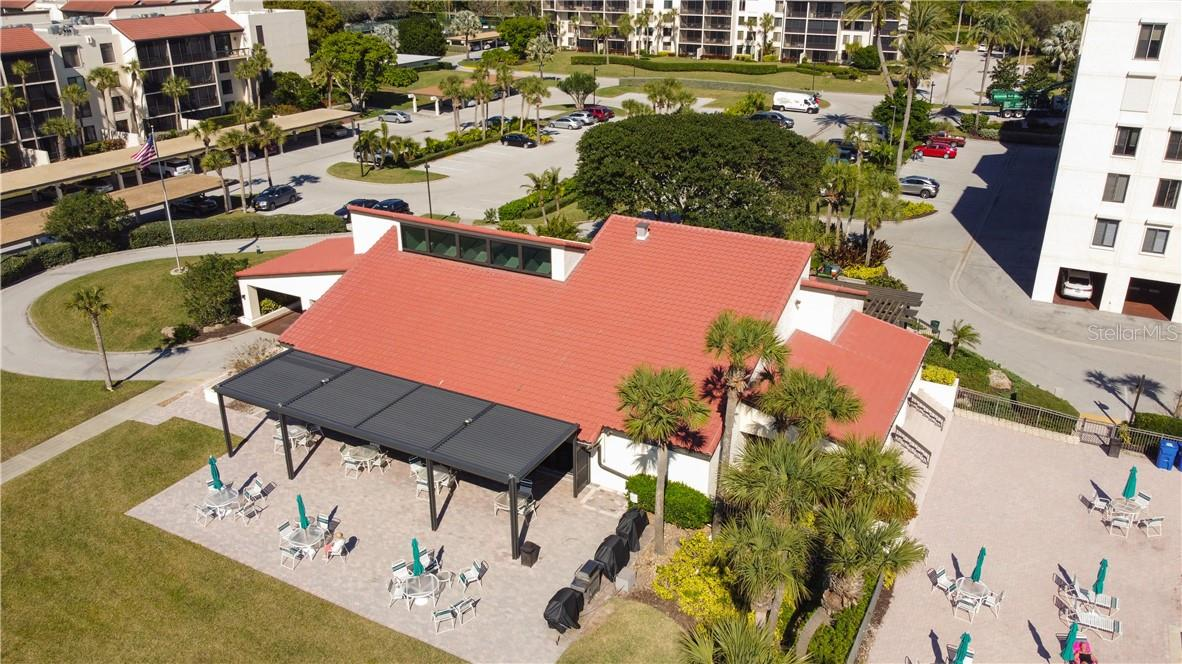 Pool Area and Guest Parking Space - Condo for sale at 1945 Gulf Of Mexico Dr #M2-505, Longboat Key, FL 34228 - MLS Number is A4489188