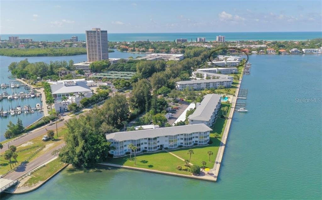 Looking west - Condo for sale at 761 John Ringling Blvd #28, Sarasota, FL 34236 - MLS Number is A4490945
