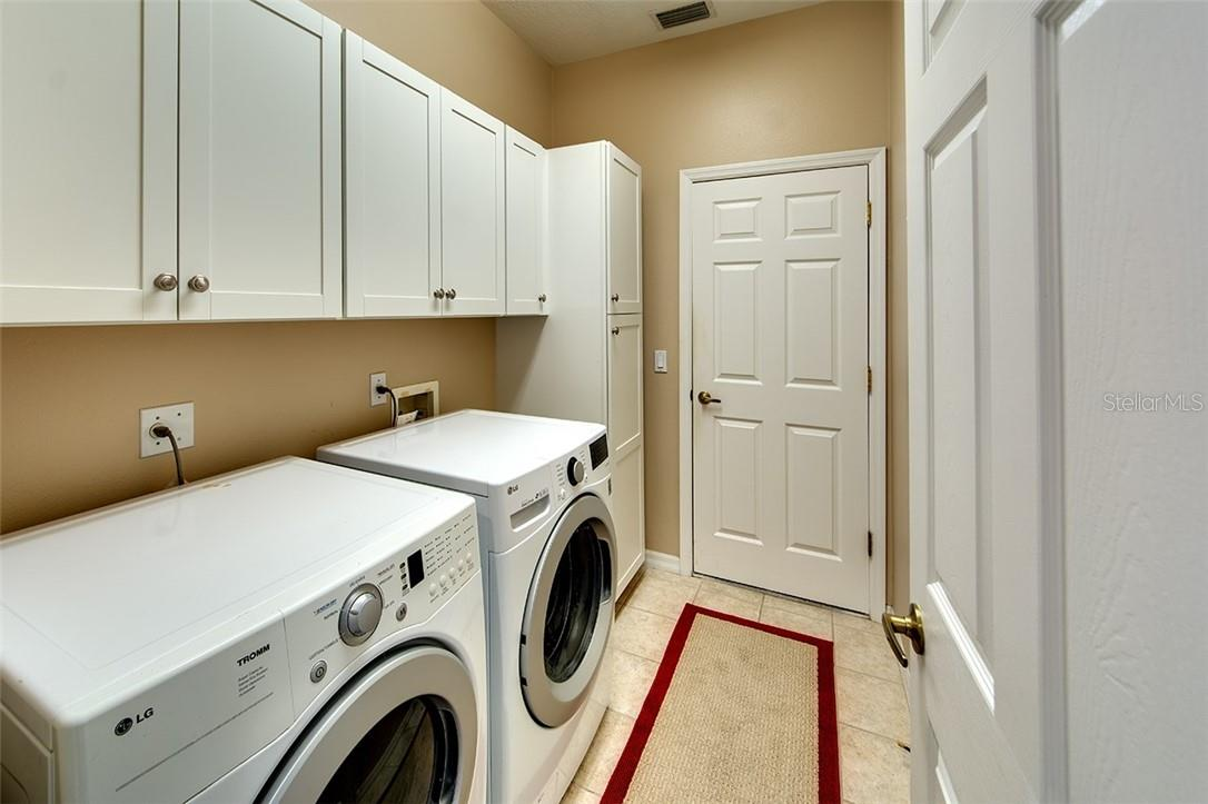 Laundry Room - Single Family Home for sale at 7739 Us Open Loop, Lakewood Ranch, FL 34202 - MLS Number is A4494156