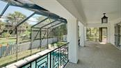 Upstairs Balcony - Single Family Home for sale at 4905 Swift Rd, Sarasota, FL 34231 - MLS Number is A4144451