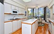 Kitchen with Breakfast Area - Condo for sale at 535 Sanctuary Dr #c108, Longboat Key, FL 34228 - MLS Number is A4172623