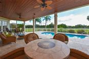 Views from the 2nd floor terrace - relax and enjoy life - Single Family Home for sale at 4298 Boca Pointe Dr, Sarasota, FL 34238 - MLS Number is A4176372