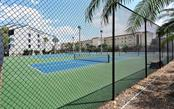 Community tennis courts - Condo for sale at 6263 Midnight Pass Rd #101, Sarasota, FL 34242 - MLS Number is A4182245