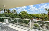 Large terrace for entertaining - Condo for sale at 1800 Benjamin Franklin Dr #a202, Sarasota, FL 34236 - MLS Number is A4187131