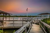 Party dock and boat dock on the ICW - Single Family Home for sale at 1253 Riegels Landing Dr, Sarasota, FL 34242 - MLS Number is A4203768