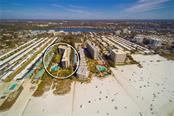 Aerial view of community - Condo for sale at 5880 Midnight Pass Rd #511, Sarasota, FL 34242 - MLS Number is A4207131
