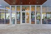 Building entrance - Condo for sale at 1155 N Gulfstream Ave #304, Sarasota, FL 34236 - MLS Number is A4208934