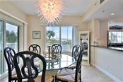 Dinette and another balcony! - Condo for sale at 1310 Old Stickney Point Rd #e21, Sarasota, FL 34242 - MLS Number is A4209502
