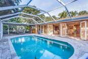 Swimming pool - Single Family Home for sale at 5634 Cape Leyte Dr, Sarasota, FL 34242 - MLS Number is A4209556