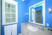 Guest bath one - Single Family Home for sale at 455 Canal Rd, Sarasota, FL 34242 - MLS Number is A4209817