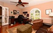 Den/office - Single Family Home for sale at 571 Khyber Ln, Venice, FL 34293 - MLS Number is A4210343