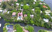 Arial Views looking North - Single Family Home for sale at 1238 Sea Plume Way, Sarasota, FL 34242 - MLS Number is A4408272