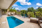 Pool Patio to the Dock - Single Family Home for sale at 4929 Oxford Dr, Sarasota, FL 34242 - MLS Number is A4410964