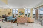 Living Room - Condo for sale at 1350 Main St #1510, Sarasota, FL 34236 - MLS Number is A4412247