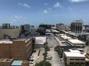 View from Balcony - Condo for sale at 1771 Ringling Blvd #1112, Sarasota, FL 34236 - MLS Number is A4431603