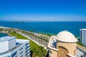 Roof Top Access for the best views of the fireworks and Sarasota's downtown Marina events!! - Condo for sale at 128 Golden Gate Pt #902a, Sarasota, FL 34236 - MLS Number is A4433296