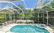 Fabulous pool and entertaining space - Single Family Home for sale at 3525 White Ln, Sarasota, FL 34242 - MLS Number is A4433441