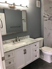 Master Bathroom - Condo for sale at 8923 Manor Loop #106, Lakewood Ranch, FL 34202 - MLS Number is A4434002