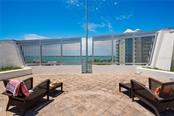 Rooftop terrace. - Condo for sale at 401 S Palm Ave #402, Sarasota, FL 34236 - MLS Number is A4446224
