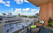Second bath with walk-in shower - Condo for sale at 1350 Main St #804, Sarasota, FL 34236 - MLS Number is A4451085