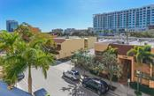 View from the terrace - Condo for sale at 100 Central Ave #A304, Sarasota, FL 34236 - MLS Number is A4458873