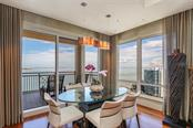 Terrace views - west and north - Condo for sale at 35 Watergate Dr #1803, Sarasota, FL 34236 - MLS Number is A4476458