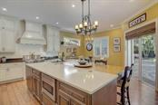 Breakfast bar/island - Single Family Home for sale at 1839 Buccaneer Ct, Sarasota, FL 34231 - MLS Number is A4479580