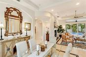 Light & Bright formal areas for family gatherings! - Single Family Home for sale at 501 Cutter Ln, Longboat Key, FL 34228 - MLS Number is A4480484