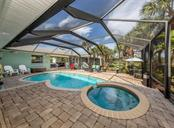 Heated Spa & Pool - Single Family Home for sale at 1395 Bayshore Dr, Englewood, FL 34223 - MLS Number is A4480508