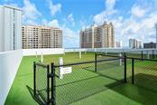 One of Two Rooftop VUE Dog Parks - Condo for sale at 1155 N Gulfstream Ave #1802, Sarasota, FL 34236 - MLS Number is A4485046