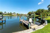 Dock with electric and water available - Single Family Home for sale at 1908 72nd St Nw, Bradenton, FL 34209 - MLS Number is A4495621