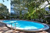 Bayside Pool - Condo for sale at 1200 E Peppertree Ln #602, Sarasota, FL 34242 - MLS Number is A4495963