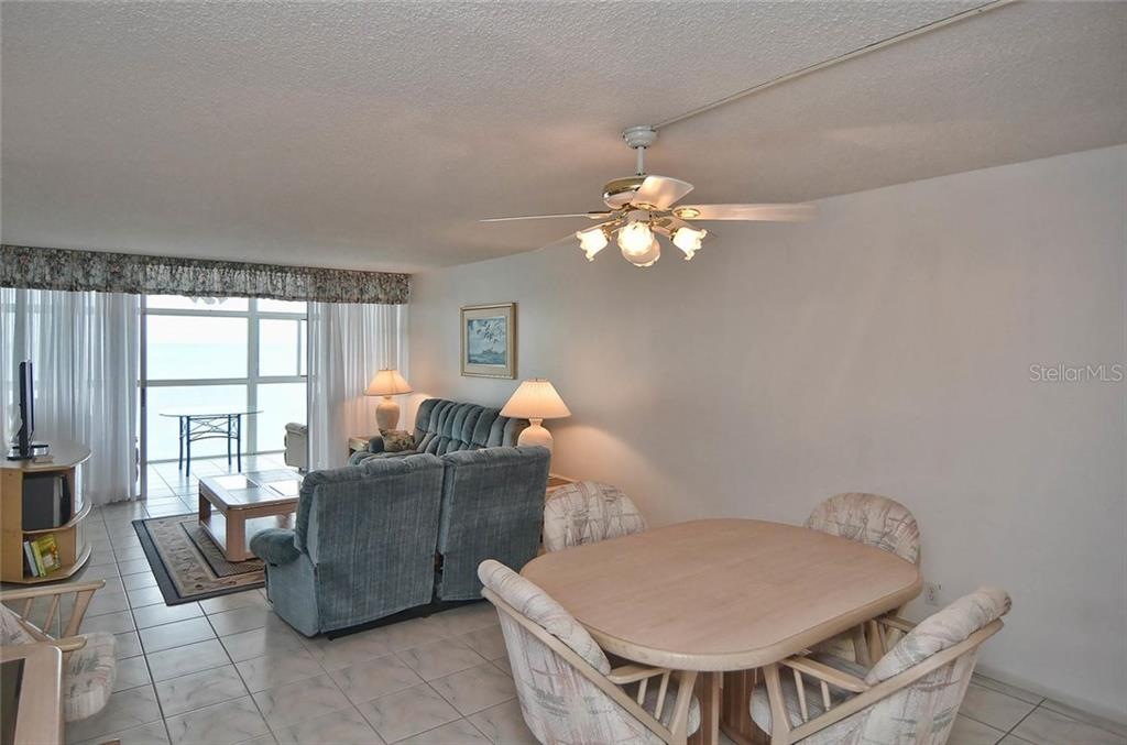 Dining/living room - Condo for sale at 255 The Esplanade N #805, Venice, FL 34285 - MLS Number is N5912261
