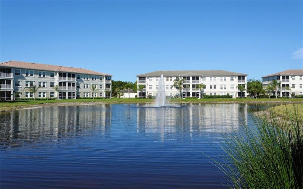 Beautiful Pond - Condo for sale at 500 San Lino Cir #524, Venice, FL 34292 - MLS Number is N5912607