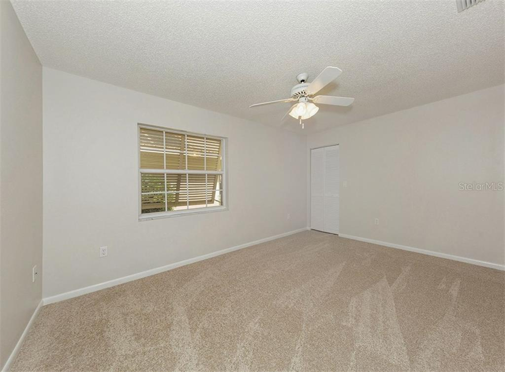 3rd Bedroom - Single Family Home for sale at 3160 Willow Springs Cir, Venice, FL 34293 - MLS Number is N5912811