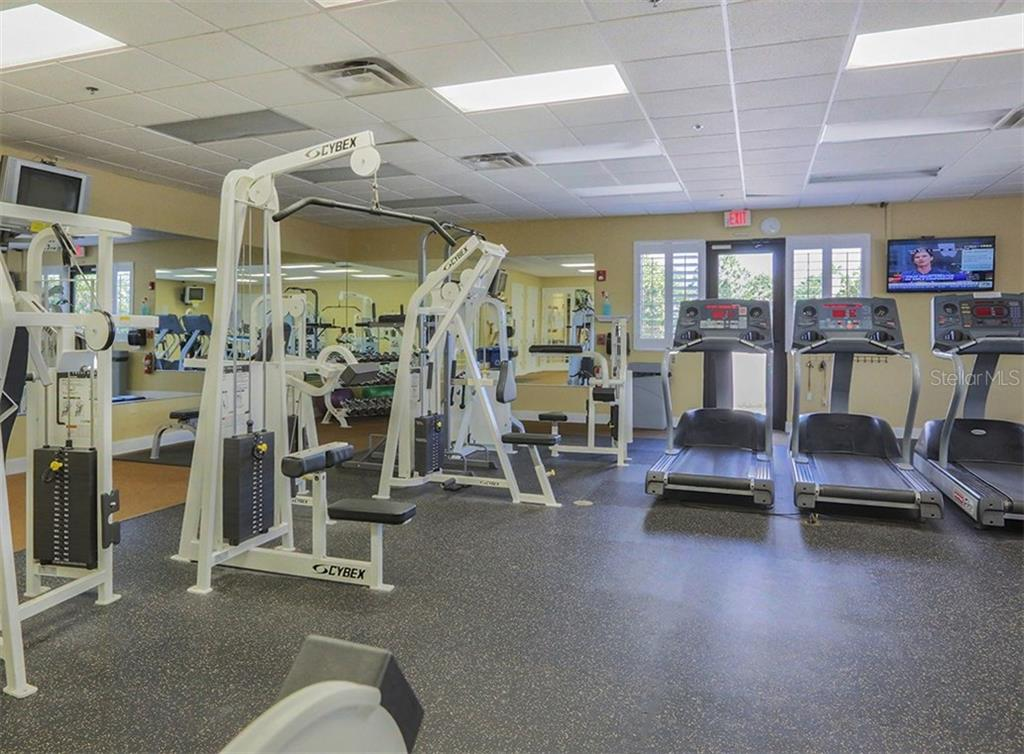 Fitness - Single Family Home for sale at 11759 Puma Path, Venice, FL 34292 - MLS Number is N5913611