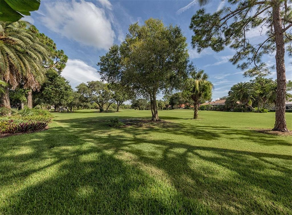 Golf course view - Single Family Home for sale at 214 Vestavia Dr, Venice, FL 34292 - MLS Number is N5913794