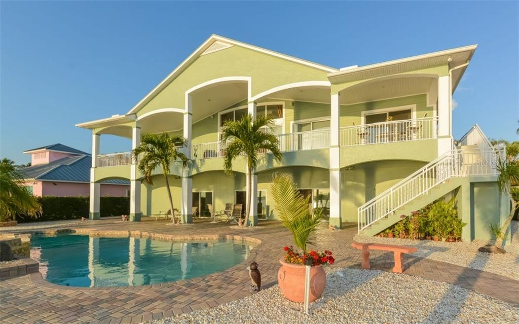 Balcony - Single Family Home for sale at 1472 Lemon Bay Dr, Englewood, FL 34223 - MLS Number is N5916781