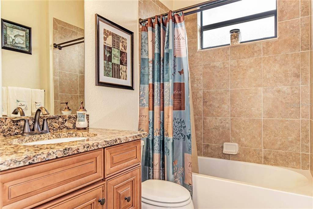Guest bath - Single Family Home for sale at 20145 Cristoforo Pl, Venice, FL 34293 - MLS Number is N6100537
