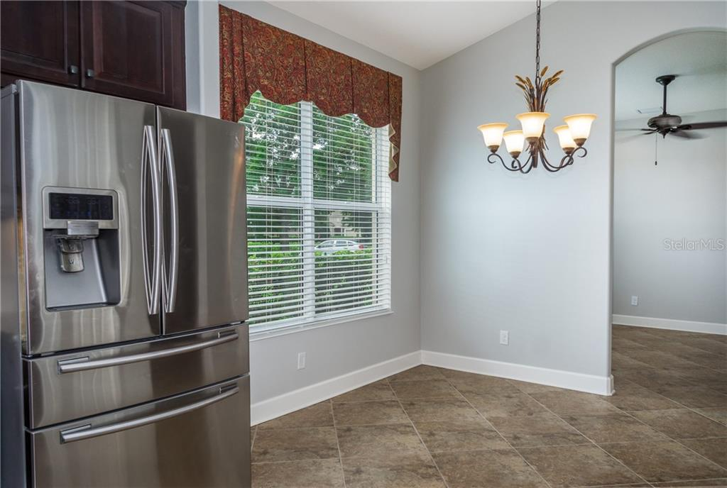 Kitchen Dining - Single Family Home for sale at 2290 Terracina Dr, Venice, FL 34292 - MLS Number is N6101301