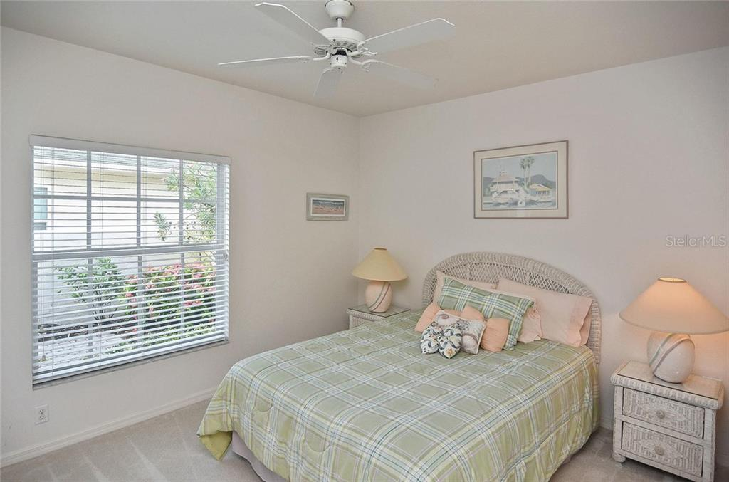 2nd bedroom - Villa for sale at 1720 Fountain View Cir, Venice, FL 34292 - MLS Number is N6101363