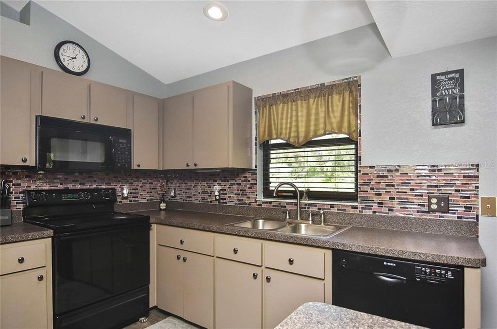 Kitchen - Single Family Home for sale at 3572 January Ave, North Port, FL 34288 - MLS Number is N6102434