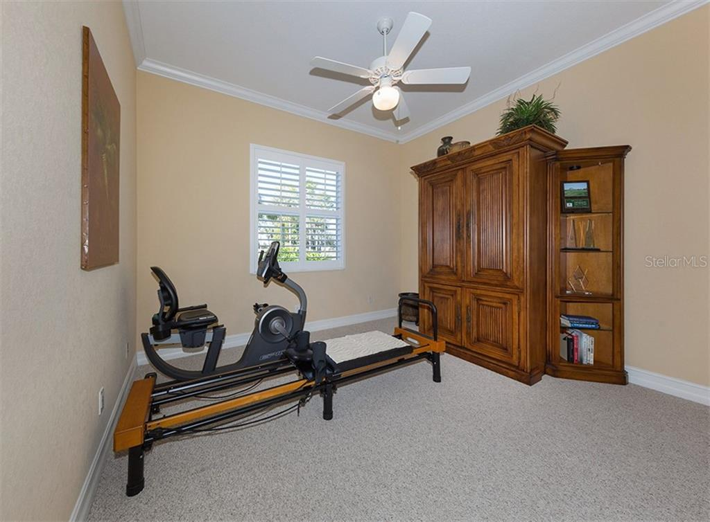 Bedroom 4 - Single Family Home for sale at 110 Martellago Dr, North Venice, FL 34275 - MLS Number is N6103159